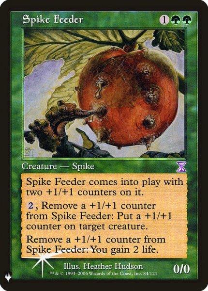 画像1: 【Foil】【英語版】《スパイクの飼育係/Spike Feeder》[MB1] (1)
