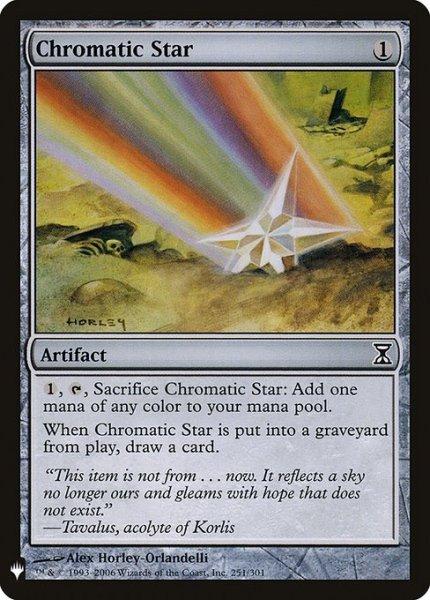 画像1: 【英語版】《彩色の星/Chromatic Star》[MB1] (1)