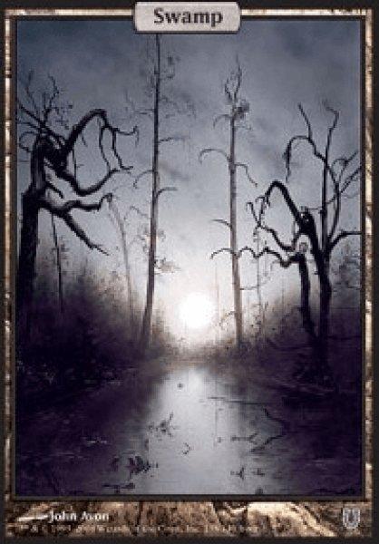 画像1: 【英語版】《沼/Swamp》[UNH] (1)