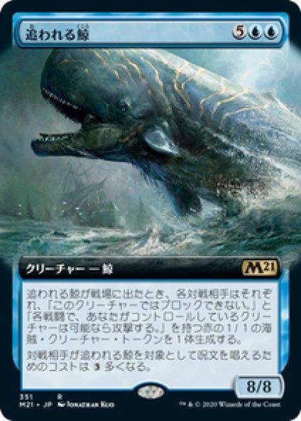 画像1: 【拡張アート】【日本語版】《追われる鯨/Pursued Whale》[M21] (1)