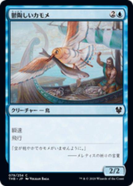 画像1: 『予約商品』【日本語版】《鬱陶しいカモメ/Vexing Gull》[THB] (1)