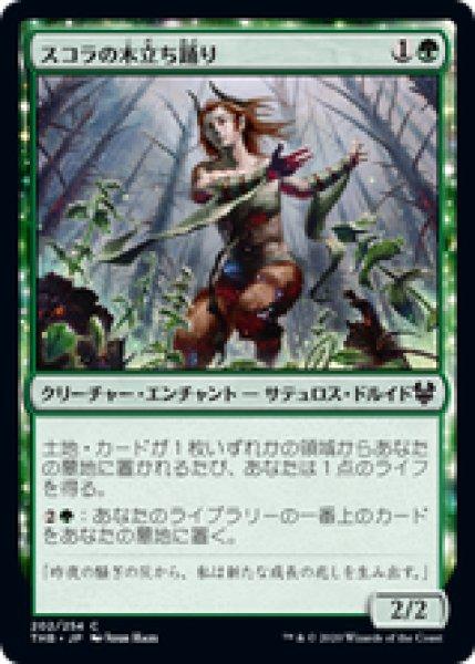 画像1: 【日本語版】《スコラの木立ち踊り/Skola Grovedancer》[THB] (1)